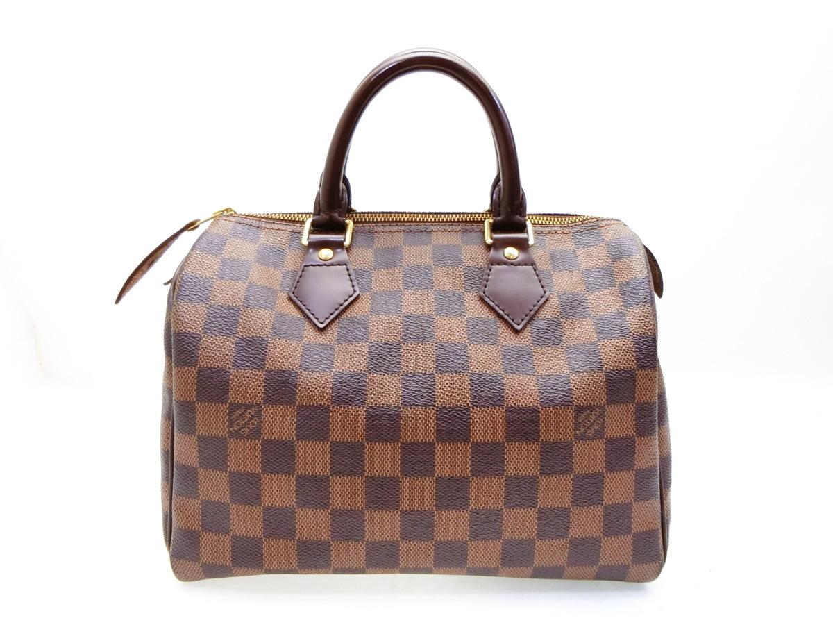 ルイヴィトン ダミエ スピーディ 25 ハンド バッグをお買取りいたしました!