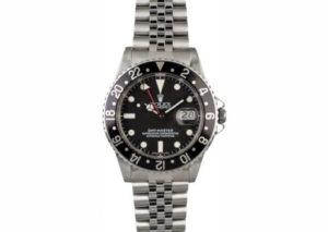 ロレックス GMTマスターⅡ Ref. 16750  ROLEX GMT MASTER Ⅱ Ref. 16750
