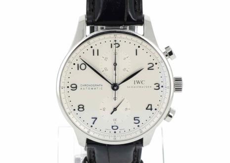 IWC 時計買取