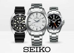 セイコー(SEIKO)ってどんなブランド?
