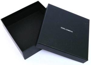 ドルチェ&ガッバーナ 付属品 専用箱