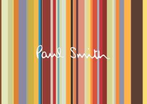 ポールスミス(PAUL SMITH)ってどんなブランド?