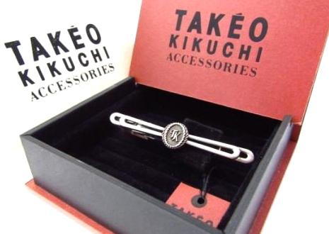 タケオキクチ ネクタイピン  TAKEO KIKUCHI TIE PIN