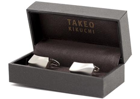 タケオキクチ カフスボタン  TAKEO KIKUCHI CUFFLINKS
