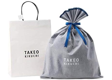 タケオキクチ 付属品 ショップ袋