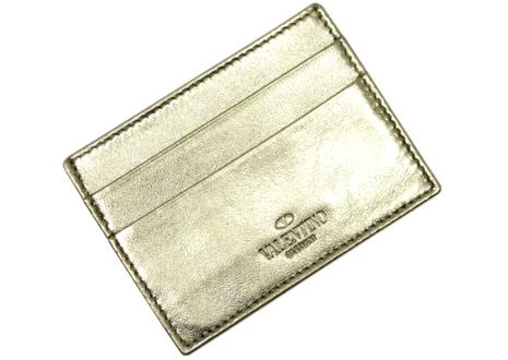 ヴァレンティノ カードケース  VALENTINO CARD CASE