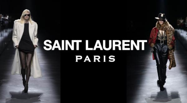 SAINT LAURENT(サンローラン) 買取強化中アパレルブランド